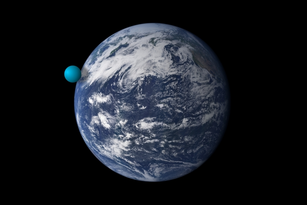 More than 2/3 of our home planet is covered by water.