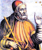 Image 2: Ptolemy. Source: Public Domain (http://upload.wikimedia.org/wikipedia/commons/3/36/Ptolemaeus.jpg)
