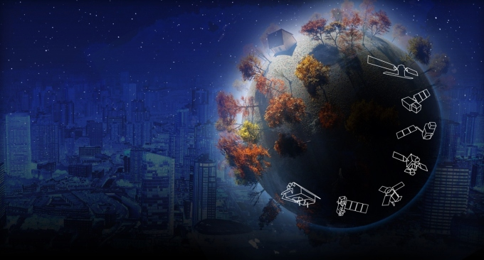 ESA's new family of missions called Sentinels specifically developed for the operational needs of the Copernicus programme
