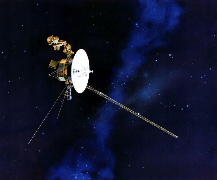 Artist's concept of Voyager in flight. Source: http://solarsystem.nasa.gov/multimedia/display.cfm?IM_ID=2194