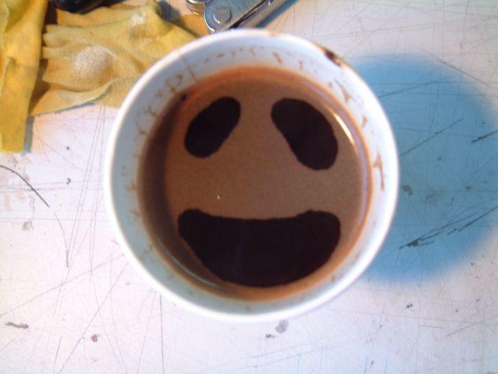 Bilde 1: https://www.flickr.com/photos/e-ta-i/6148059/ Smilekaffen. Se bilde og rettigheter under linken.