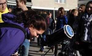 TelescopeEclipse